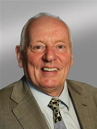 Councillor Jeffrey Dudgeon MBE